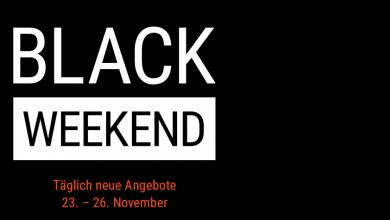 Bild von Black Weekend bei Cyberport mit täglich neuen Angeboten*