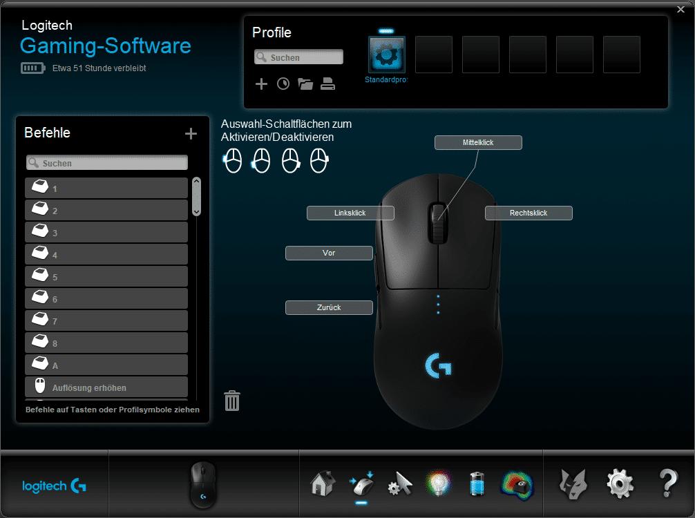 Logitech G Pro Linux