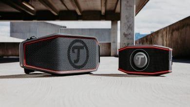 Bild von Teufel ROCKSTER GO: Neuer Bluetooth-Lautsprecher für den mobilen Einsatz