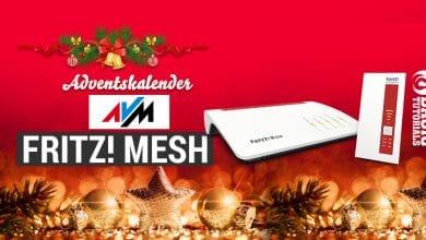 Photo of Adventskalender Türchen 23: Perfektes WLAN von AVM!