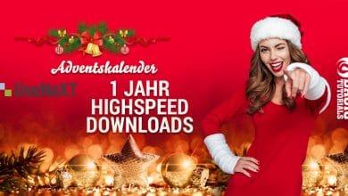 Photo of Adventskalender Türchen 14: Highspeed Downloads bei UseNeXT für alle!