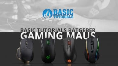Photo of Basic Tutorials Ratgeber: So findest du die perfekte Gaming-Maus!