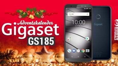 Photo of Adventskalender Türchen 12: Das Gigaset-Smartphone aus Deutschland