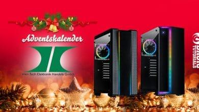 Photo of Adventskalender Türchen 21: Zwei leuchtstarke Gehäuse von Inter-Tech
