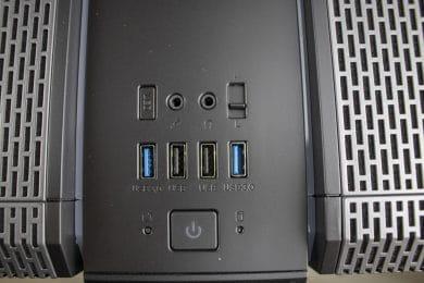 I/O-Panel