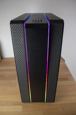Beleuchteter RGB-LED-Streifen