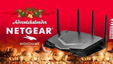 Photo of Adventskalender Türchen 25: Gaming-Router von Netgear für den perfekten Ping