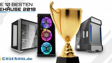 Photo of Caseking präsentiert: Die 10 besten PC-Gehäuse 2018