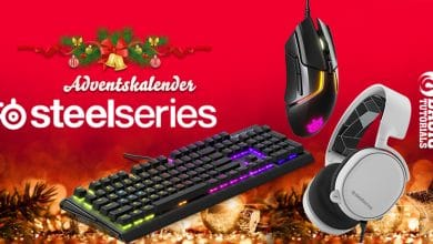 Photo of Adventskalender Türchen 17: Starke Gaming-Peripherie von SteelSeries
