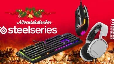 Bild von Adventskalender Türchen 17: Starke Gaming-Peripherie von SteelSeries