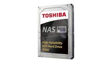 Bild von Toshiba N300 NAS & X300 Festplatten mit bis zu 14 TB Speicher vorgestellt