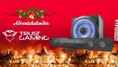 Bild von Adventskalender Türchen 27: Last but not least – Trust Gaming