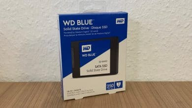 Photo of WD Blue 250 GB SSD mit 3D NAND im Test