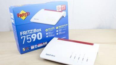 Photo of FRITZ!Box 7590 im Test: Alleskönner mit Mesh-Funktion