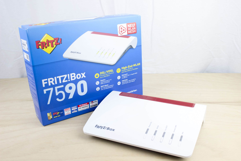 FRITZBox 20 im Test Alleskönner mit Mesh Funktion