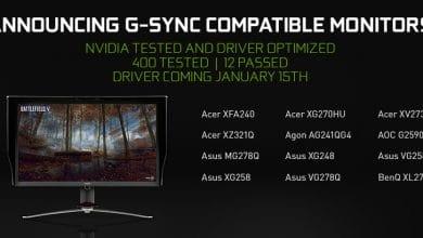 Photo of Nvidia unterstützt bald auch Monitore mit Adaptive-Sync-Technologie