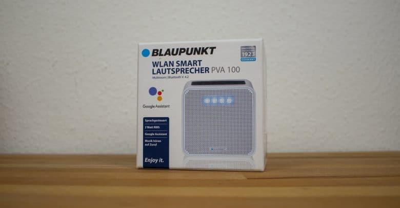 Blaupunkt PVA 100 Smart Speaker Review