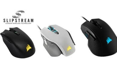 Photo of Corsair Presents Three New Gaming Mice