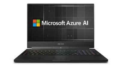 Photo of CES 2019 – Gigabyte Aero Gaming Notebook uses Microsoft Azure AI