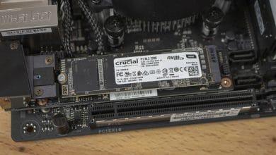 Photo of Crucial P1: Günstige NVMe-SSD im Test