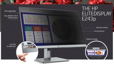 Photo of CES 2019 – HP EliteDisplay E243p: Monitor mit Privatsphäre-Modus
