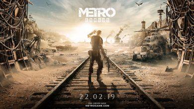 Bild von Metro Exodus nicht bei Steam erhältlich