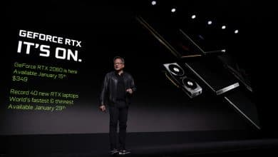Photo of Nvidia Presents New Notebook GPUs