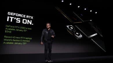 Bild von Nvidia präsentiert neue Notebook-GPUs