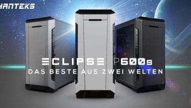 Photo of Der PHANTEKS Eclipse P600S Midi-Tower vereint das Beste aus zwei Welten