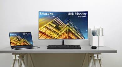 Samsung UR59C für Content Creator