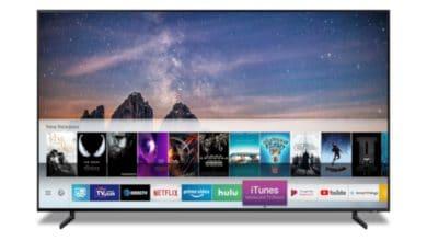 Bild von Samsung Smart TVs bekommen Update für iTunes und AirPlay 2