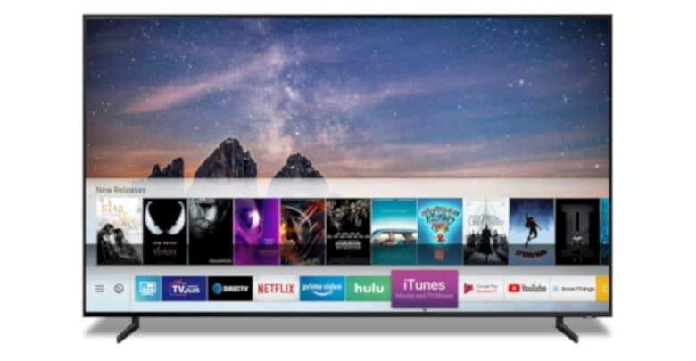 Samsung Smart Tvs Bekommen Update Für Itunes Und Airplay 2