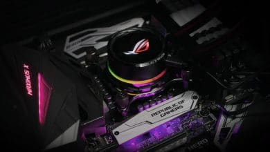 Photo of ASUS ROG RYUO 240 im Test: Komplettwasserkühlung mit OLED-Display