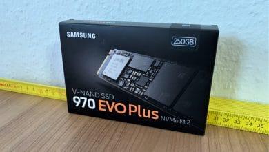 Photo of Samsung SSD 970 Evo Plus im Test
