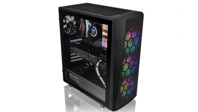 Photo of Thermaltake Versa J24 TG ARGB Midi-Tower im Test
