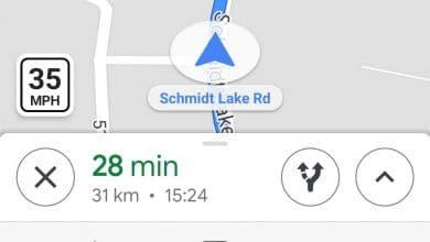 Photo of Google Maps: Geschwindigkeitsbegrenzung in der App geplant