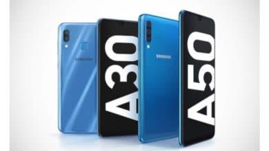 Photo of MWC 2019: Samsung zeigt neue Mittelklasse-Smartphones A50 und A30