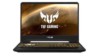 Bild von ASUS TUF Gaming FX505DY und FX705DY ab sofort in Deutschland verfügbar