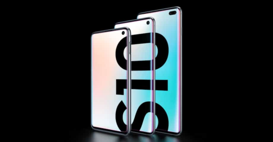 Samsung Galaxy S10 Officially Unveiled in Four Versions