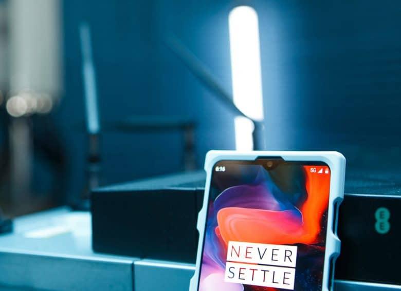 OnePlus 5G-Prototyp