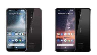 Photo of Entry-level Smartphones: Nokia 3.2 and 4.2 with Android 9.0 Pie Introduced