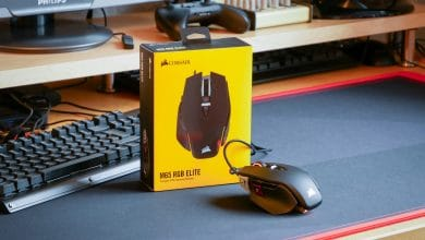 Photo of Corsair M65 RGB ELITE Gaming Mouse Review