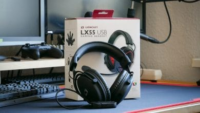 Photo of Das Lioncast LX55 USB RGB Gaming Headset im Test