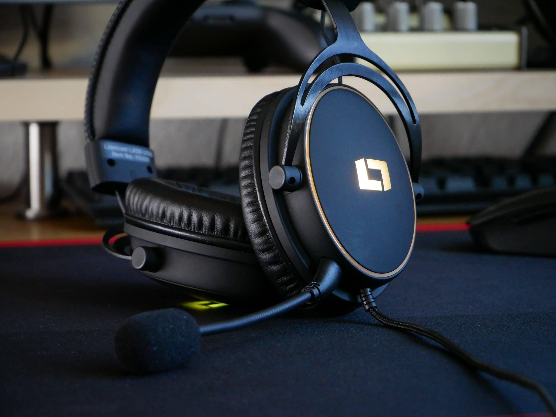 das lioncast lx55 usb rgb gaming headset im test. Black Bedroom Furniture Sets. Home Design Ideas