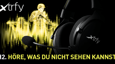 Photo of Xtrfy H2: Neues Gaming-Headset vorgestellt