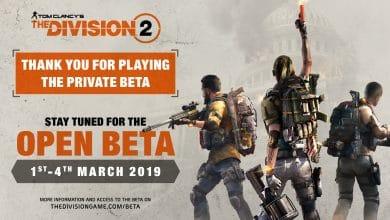 Photo of The Division 2: Open Beta für alle