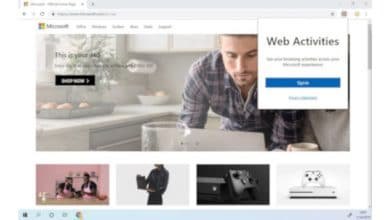 Photo of Browser Addon Brings Windows Timelime to Google Chrome