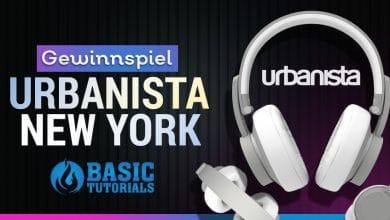 Bild von Gewinnspiel: Gewinne einen stylischen Urbanista New York Kopfhörer