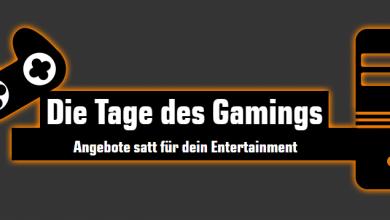 Photo of Tage des Gamings: Saturn lockt Gamer mit günstigen Preisen