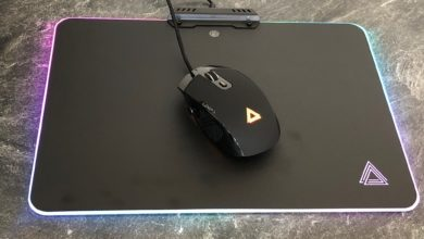 Photo of Lexip B5 RGB Mouse Pad Review: Hard Shell, Colorful Core?